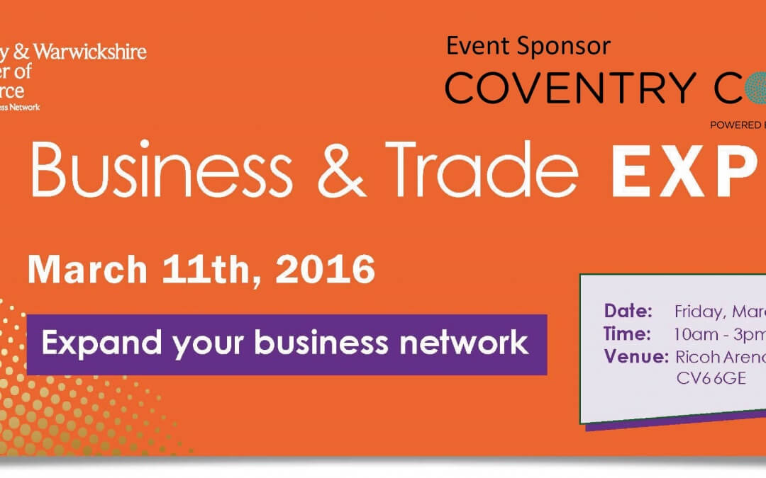 Coventry Chamber of Commerce Exhibition