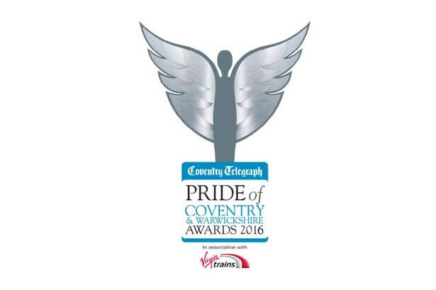 Pride of Coventry Awards 2016