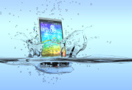 Samsung Galaxy fails 'water-resistant' test