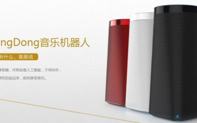 LingLong launches DingDong smart home speaker