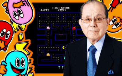 Father of Pac-Man dies