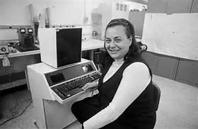 Word processor pioneer Evelyn Berezin dies